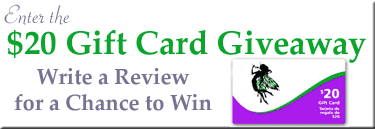 Promotion Gift Card Giveaway