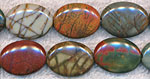 Red Creek Jasper Beads