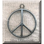 Peace Sign Charms