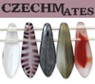 CzechMate Dagger Beads