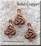 Solid Copper Findings