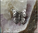 Butterfly Necklace - Everyday Silver Butterfly Jewelry