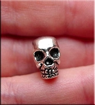 Skull Big Hole Bead Skull Large Hole Bead