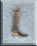 SOLDOUT - Cowboy Boot Charm
