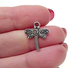 Dragonfly Charm, Dragon Fly, Dragonfly Jewelry