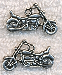 Motorcycle Charms Bulk (10)
