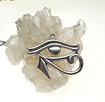 Eye of Horus Pendant Necklace, Egyptian Jewelry