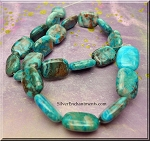 Blue Crazy Lace Agate Beads, 18x13mm Rectangle Pillow Beads Strand