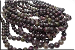 Imperial Dragon Eye Jasper Beads, 10mm Round Beads Strand