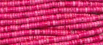 Pink Magnesite 6mm Heishe Beads - CLEARANCE