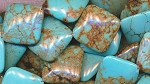 Stabilized Turquoise Beads