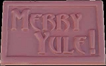 Merry Yule Chocolate Mold, Pagan Candy Mold