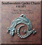 Sterling Silver Southwestern Charms