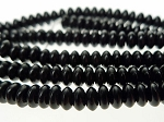 Czech Rondelle and Spacer Beads