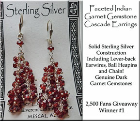 $100 in Earrings Give Away