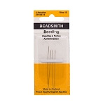 English Beading Needles, Size 13, 4-piece pack