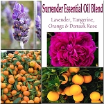 SURRENDER Oil - Essential Oil Aromatherapy Perfume - ALL NATURAL