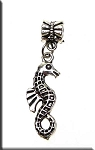 Sea Horse Large Hole Charm