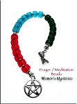 Pagan Prayer-Meditation Beads