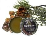 Piñon and Lavender Salve, Herbal Salve, Relaxing Organic Ritual Balm, Pinyon Pine and Lavender Ointment, Organic Aromatherpy Balm, Body Care