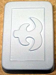 Akoko Nan Adinkra Soap Mold - U.S. CUSTOMERS ONLY