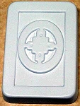 Dame Dame Adinkra Soap Mold - U.S. CUSTOMERS ONLY
