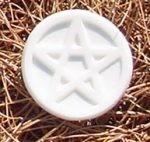 Pentacle Soap Mold - U.S. CUSTOMERS ONLY