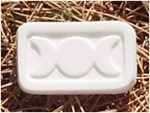 Triple Moon Soap Mold - U.S. CUSTOMERS ONLY