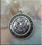 Sterling Silver United States Army Charm, Military Charm