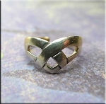 SOLD - Sterling Silver Celtic Toe Ring