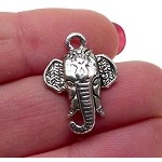 Elephant Charm Indian Elephant Jewelry