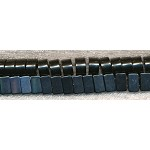 Magnetic Hematite 2-Hole Jewelry Separator Beads