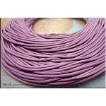 1.5mm Violet Leather Cord, Purple Leather, 10-feet