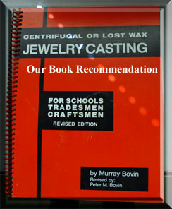 jewelry casting book recommendation