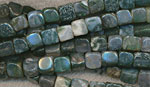 Moss Agate Beads