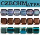 CzechMates 2-Hole Beads