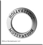 Sterling Silver Motivation Charm