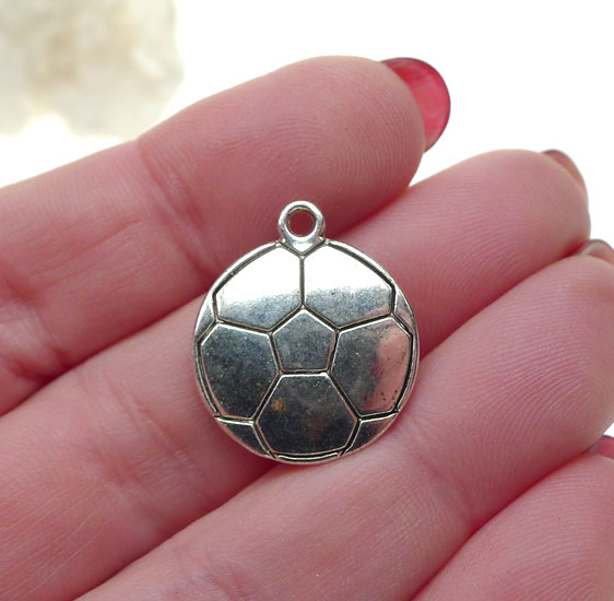 Volleyball Necklace, Soccer Necklace