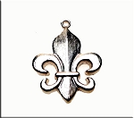 Fleur d'Lys Necklace, Lily of New Orleans