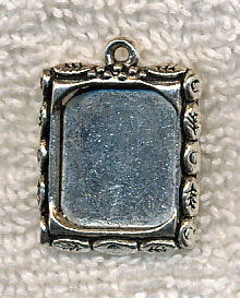 Soldout decorative inlay bezel frame or picture frame charm pendant mozeypictures Images
