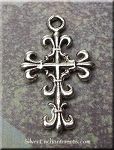 Ornate Cross Necklace