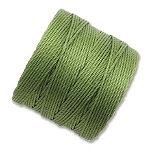 AVOCADO S-Lon Bead Cord Superlon Beading Cord