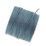 ICE BLUE S-Lon Beading Cord Superlon Beading Thread