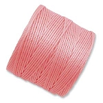 LIGHT PINK S-Lon Beading Cord Superlon Beading Thread