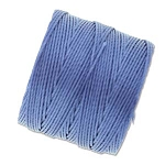 Periwinkle S-Lon #18 Twisted Nylon Beading Cord Spool