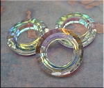 Crystal Beads, Cosmic Rings CRYSTAL AB 20mm