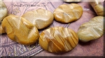 ZSOLDOUT - Picture Jasper Beads, Oval 30x20mm Wood Jasper