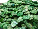 Green Turquoise Magnesite Nuggets Freeform avg 18x16x14mm