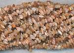Sunstone Beads, Chips
