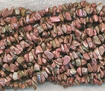 Rhodonite Chips